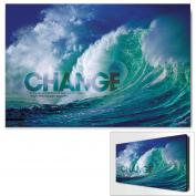 Change Wave Infinity Edge Wall Decor