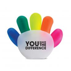High Five Day - You Make the Difference Handy Highlighter Set
