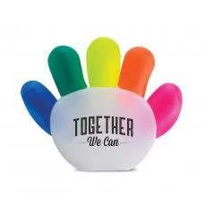 Closeout and Sale Center - Together We Can Handy Highlighter Set