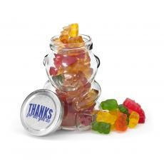 Gummy Bears - Thanks for All You Do Gummy Bear Jar