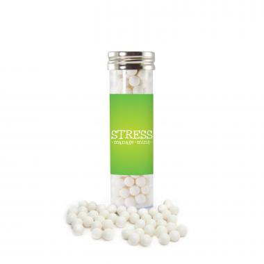 Stress Manage-Mints Candy Tube