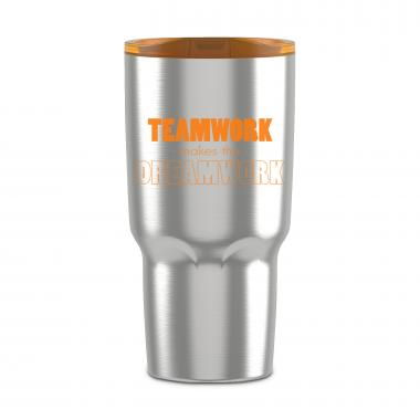 Teamwork Makes the Dream Work 26oz Kong Tumbler