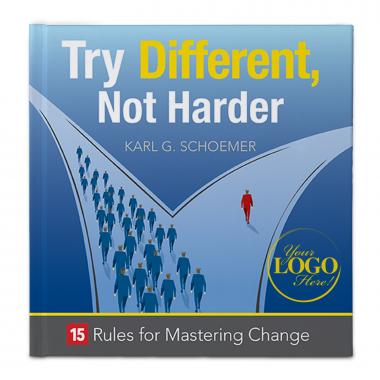 Try Different, Not Harder