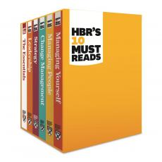 Inspirational Gift Books - HBR's 10 Must Reads Boxed Set