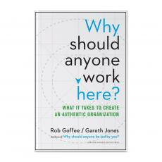 Inspirational Gift Books - Why Should Anyone Work Here?