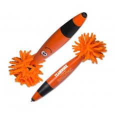 Microfiber Pens - Dream Work Jr. Mop Top Stylus Pen