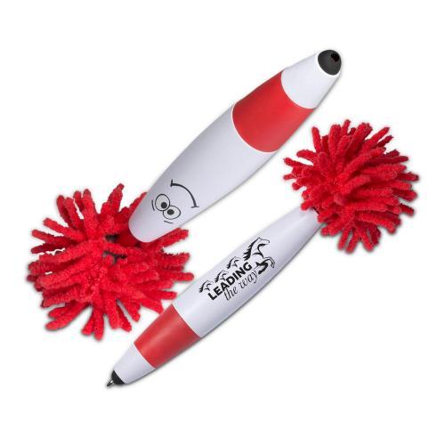 Leading the Way Jr. Mop Top Stylus Pen