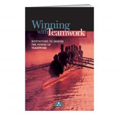 Inspirational Quote Books - Winning with Teamwork