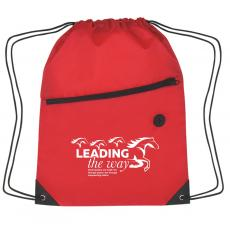 Business Essentials - Leading the Way Cinch Close Backpack