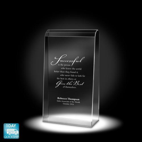 Empire Crystal Award