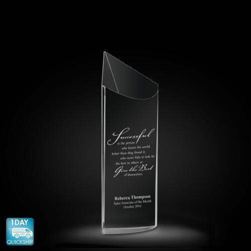 Obelisk Crystal Award