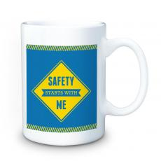New Products - Safety Starts With Me 15oz Ceramic Mug