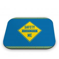 New Products - Safety Starts With Me Mouse Pad