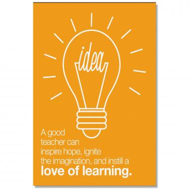 Love of Learning - Culture Builder Wall Art