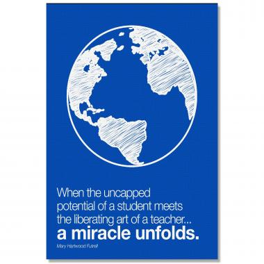 Miracle - Culture Builder Wall Art