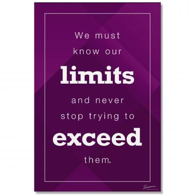 Exceed Them - Culture Builder Wall Art