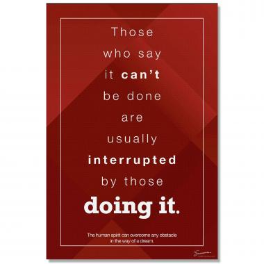 Those Doing It - Culture Builder Wall Art