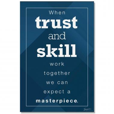 Expect a Masterpiece - Culture Builder Wall Art