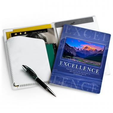 Excellence Mountain Colorbrite Jr. Padfolio