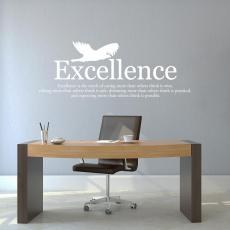 New Products - Excellence Eagle Vinyl Wall Decal