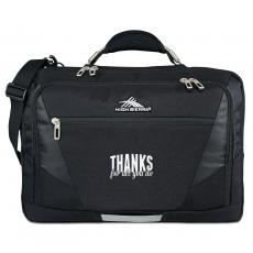 New Personalized Gifts - Personalized Executive Tech Messenger Bag