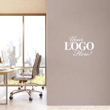 Custom Logo Vinyl Wall Decal