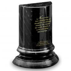 Metal, Stone and Cast Awards - Marble Column Award