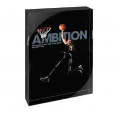 Entire Collection - Ambition Basketball Infinity Edge Acrylic Desktop