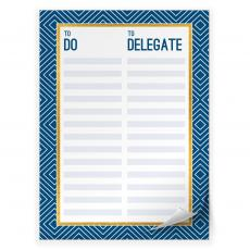Notepads - To Do & To Delegate: Productivity Pad