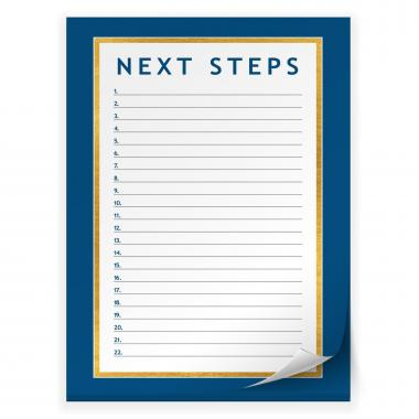 To Do & To Delegate: Productivity Pad