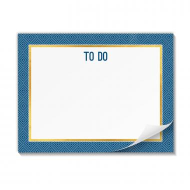 To Do: Productivity Pad Sticky Notes