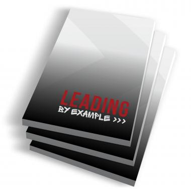 Leading by Example Notepads