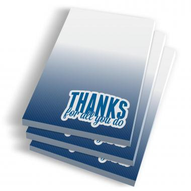 Thanks for All You Do Notepads