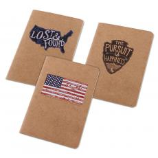 Notebooks - Journey of Success Pocket Notes Sets - American Dream