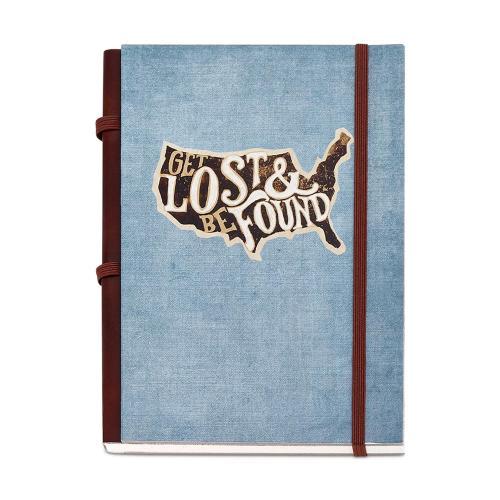 Go Where Drawn Pursuit Journal