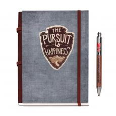 Journal Books - Pursuit Journal & Pen Gift Set