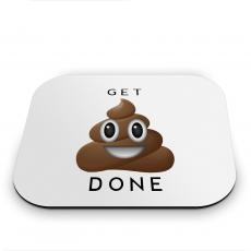 Technology Accessories - Get It Done Emoji Mouse Pad