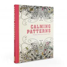 Books - Calming Patterns Adult Coloring Book