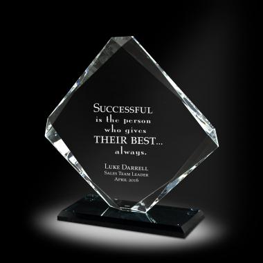 Stronghold Glass Award