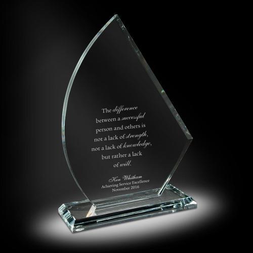 Crescentic Glass Award
