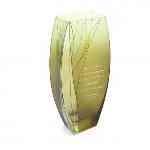 Growing Achievement Vase