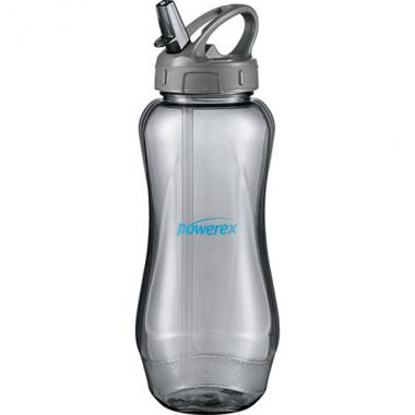 AQUOS<sup>&reg;</sup>;Cool Gear<sup>&reg;</sup> - Sport bottle with carabiner hook, 32 oz