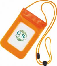 Tradeshow & Event Supplies - Protector - Waterproof travel pouch with double zipper top closure