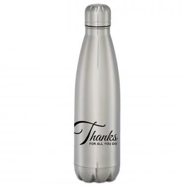 Thanks for All You Do 26oz Vacuum Insulated Bottle