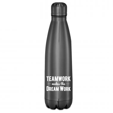 Teamwork Makes the Dream Work 26oz Vacuum Insulated Bottle