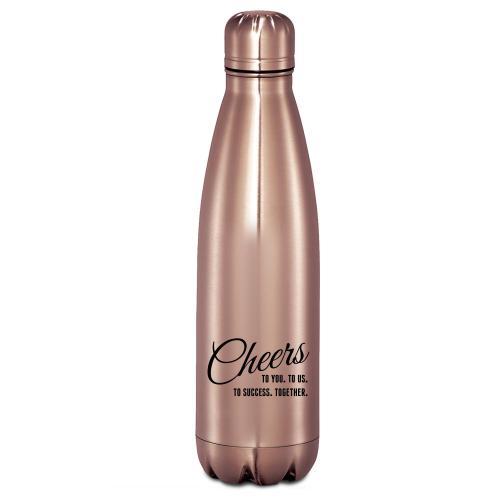 Cheers 26oz Vacuum Insulated Bottle