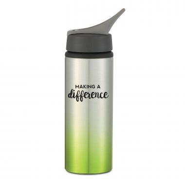 Making a Difference 25oz Ombre Sports Bottle