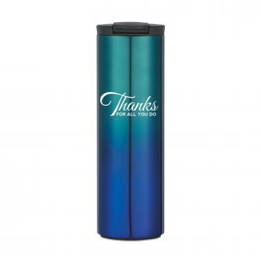 Thanks for All You Do 16oz Ombre Hot Tumbler