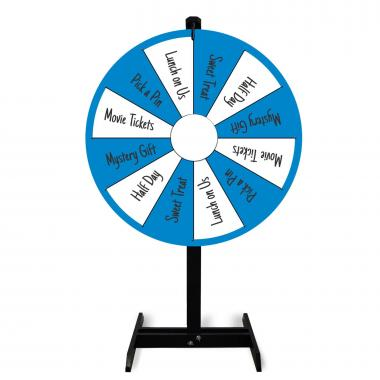Spin-to-Win Prize Wheel