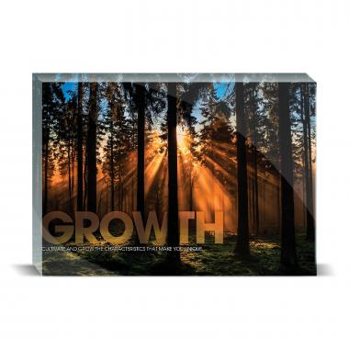 Growth Forest Motivational Art